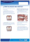 ¿CÓMO BLANQUEO MIS DIENTES? - Dentalcare.com
