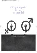 Cómo compartir la vida en igualdad - Consejo de las Mujeres del