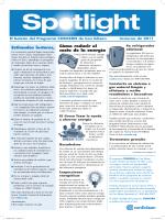 Estimados lectores, Cómo reducir el costo de la energía - Con Edison