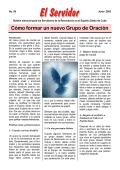 Cómo formar un nuevo Grupo de Oración - RCC en Cuba