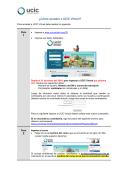 ¿Cómo acceder a UCIC Virtual? 1 2