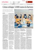 Cómo rebajar 3.000 euros la factura - Consejo General de Colegios