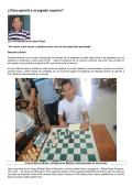 ¿Cómo ganarle a un jugador superior? - academia de ajedrez julio