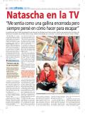 """""""Me sentía como una gallina encerrada pero siempre - Diario Hoy"""