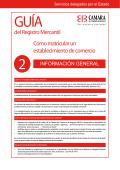 del Registro Mercantil Cómo matricular un - E-mpresario.com