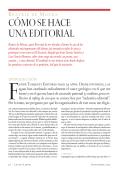 CÓMO SE HACE UNA EDITORIAL - Letras Libres