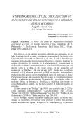 STEPHEN GREENBLATT. EL GIRO: DE CÓMO UN - Littera Aperta
