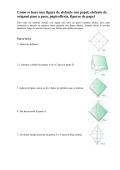 Cómo se hace una figura de elefante con papel, elefante de origami