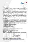 Factor II Protrombina Código: 203 Indicaciones: ¿Cómo Solicitar el