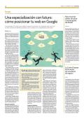 Una especialización con futuro: cómo posicionar tu web en Google