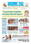 """Los procesos urgentes no tienen lista de espera"""" - Salud21"""
