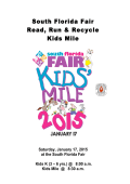 South Florida Fair Read, Run & Recycle Kids Mile - TrustedPartner