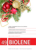 Control de infecciones • Esterilización hospitalaria b o l e t í n - biolene