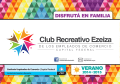 Descargar folleto del Club Recreativo Ezeiza: VERANO 2014