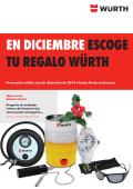 Promoción válida mes de diciembre de 2014 o hasta fin de - Würth