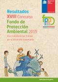 Resultado Final FPA 2015 - Fondo de Protección Ambiental