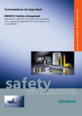 Controladores de seguridad SIMATIC Safety Integrated - Siemens