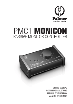 PMC1 MONICON