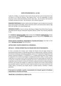 SESIÓN EXTRAORDINARIA Nro. 112-2014 Ciudad de Curridabat, a