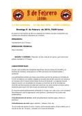 Información - Gesport Canarias