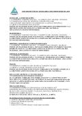 LISTADO DE ÚTILES ESCOLARES SEGUNDOS BÁSICOS 2015