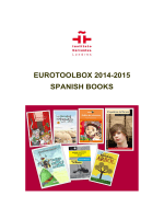 EUROTOOLBOX 2014-2015 SPANISH BOOKS
