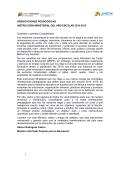 Orientaciones Año Escolar 2014-2015