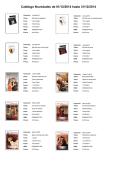 Catálogo Novedades de 01/12/2014 hasta 31/12/2014