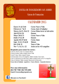 CALENDARIO 2015 - Diocese of Allentown
