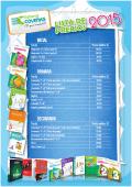 lista de precios 2015