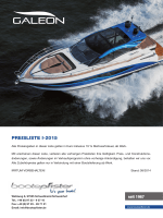 Galeon Dealer Price List 2015 Calculator.xlsx