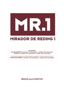 MR1 DOSSIER EVENTOS 2014-2015