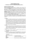 PLAN DE GOBIERNO 2015-2018 LA MATANZA