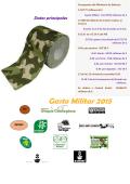 Informe Gasto Militar 2015 por el colectivo Utopía