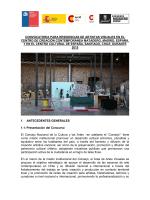 Descargar bases - Consejo Nacional de la Cultura y las Artes