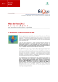 Hoja de Ruta 2015