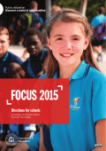 Focus 2015 - The Department of Education