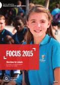 Focus 2015 - The Department of Education
