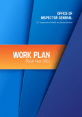 FY 2015) Work Plan - Office of Inspector General