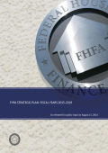 fhfa strategic plan: fiscal years 2015-2019