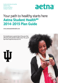 Student Health Insurance Plan Guide