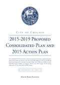 2015 Draft Consolidated Plan