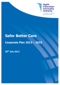Corporate Plan 2013