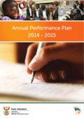 Annual Performance Plan 2014 - 2015