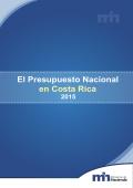 El Presupuesto Nacional en Costa Rica 2015