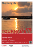 2015 Fishing Tournament Poster - Matagorda County