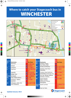 Winchester WTCYB Poster Jan 2015