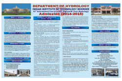 Hydrology Poster 2014-2015.cdr