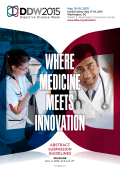 DDW 2015 Abstract Submission Guidelines updated