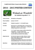 Poster Contest - Iredell County